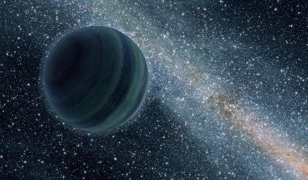 Alone in space   astronomers find new kind of planet